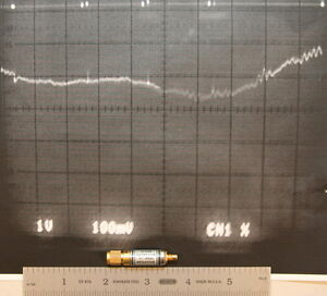 Agilent hp 33330b Low barrier Schottky Diode Detector Tested And Working