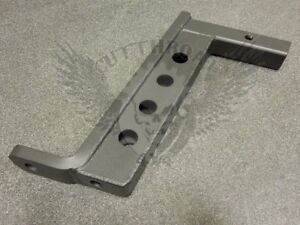 16 Drop Hitch Heavy Duty Boxed Steel Frame And Powdercoated