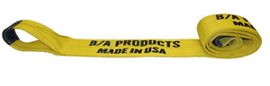 8 X 30 Single Ply Recovery Strap By B A Products
