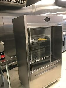 Old Hickory N4g 20 Chicken Commercial Rotisserie Oven Machine