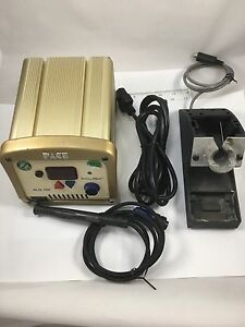 Pace Soldering Stations Wjs 100 High power Soldering Station Tested