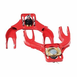Adjustable Steel Front Camber Kits For 92 95 Civic Eg 94 01 Integra Dc2 Red New
