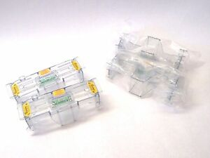 New Lot Of 4 Bussmann Cvri j 60100 Fuse Block Cover Class J W Indicator