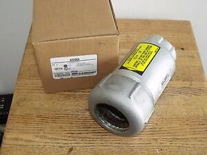 O z Gedney Ax 200a Expansion Coupling Aluminium Fitting 2 Conduit