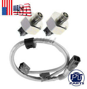 2 Pcs Knock Sensor For Toyota Lexus Avalon Camry Es300 89615 12090