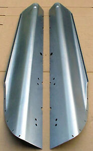 1928 1929 Model A Ford Running Board Shields With Hump Coupe Sedan Roadster