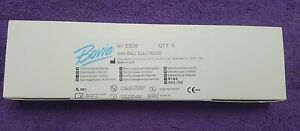 Bovie Disposable 3mm Ball Electrodes 5 box