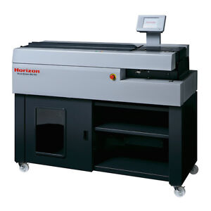 Horizon Bq 160 Perfect Binder Perfect Book Binding Machine