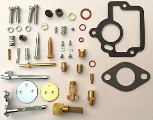 Farmall H Major Tractor 45108db Or 50981db Carburetor Repair Kit