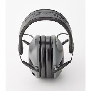 Case Of 4 Sport Earmuffs Noise Reduction Nrr Hearing Protection With Input Jack