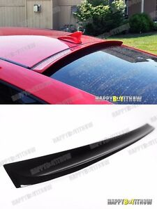 All Color Painted K Style Rear Roof Spoiler For 13 Hyundai Genesis 2dr Coupe