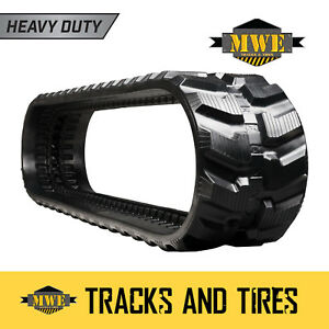 Fits Cat 303cr 12 Mwe Heavy Duty Excavator Rubber Track