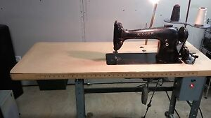 Singer Sewing Machine 96 40 Industrial Sewing Machine