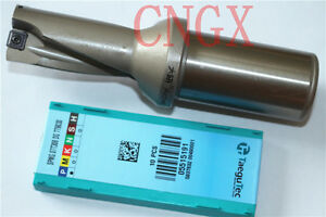 1p C25 4d24 5 101sp07 U Drill Indexable Drill 24 5mm 4d With2pcs Spmg07t308
