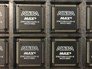 Lot Of 90 New Altera Epm7128atc100 6 Max 7000a Programmable Logic Device