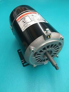 New Emerson Electric Motor 230v 50hz 1 5 Hp 2850 Rpm 1 2 Shaft 1081 1795