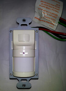 Pass Seymour Passive Infrared Wall Switch Ws3000 la