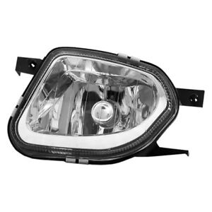 Mercedes benz E500 2003 2009 Hella 008275031 Driver Side Replacement Fog Light