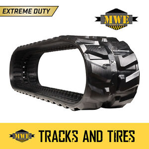 New Holland Ec45sr 16 Mwe Extreme Duty Mini Excavator Rubber Track