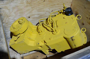 New At192443 Transmission For Model 644e John Deere Excavator