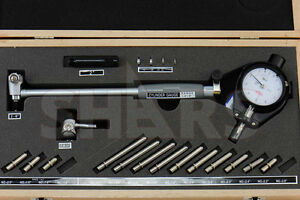 Shars 1 4 6 Dial Bore Gage 0001 New