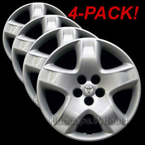 Toyota Matrix 2005 2008 Hubcaps Genuine Factory Oem 61135 Wheel Cover Set Of 4