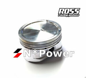 Ross Forged Pistons Rings Std For Ford 4 0l Barra Turbo Falcon Xr6 Fpv