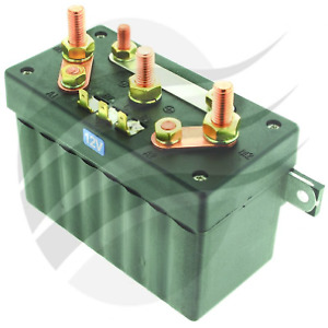 Marine Winch Solenoid 12v 100a N clsd 60a N open Suits Boat Anchor Chain
