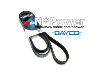 Dayco Drive Belt Alternator For Bmw Z4 35is E89 May 2010 On 3 0l N54b30a Turbo
