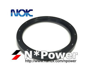Nok Front Crank Main Oil Seal For Nissan Tb42e 4 2l Efi Patrol Gq Y60 1992 1997