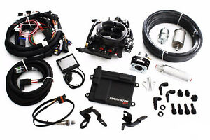 Holley Terminator Efi Fuel Injection System Complete Master Kit Ls Ls1 Ls2 Ls7