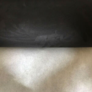 Black Car Seat Fabric Suede For Bride Recaro Seat Cover Headliner 4m X 1 6m