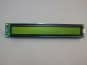 Wh4002ayybes Winstar Wh4002a yyb es character Display Lcd Used