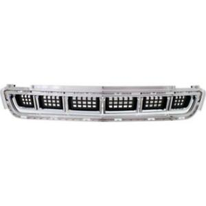 Gm1036158 Bumper Cover Grille For 13 16 Cadillac Xts