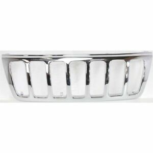 Ch1200221 Grille Shell For 99 03 Jeep Grand Cherokee