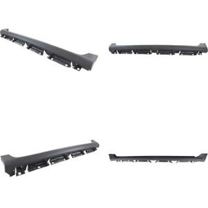 To1606101 Rocker Panel Trim For 09 13 Toyota Corolla Driver Side Fits 2010 Toyota Corolla