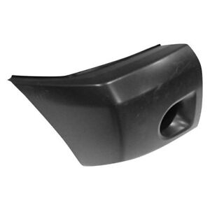 For Nissan Titan 2008 2014 Replace Front Passenger Side Outer Bumper End