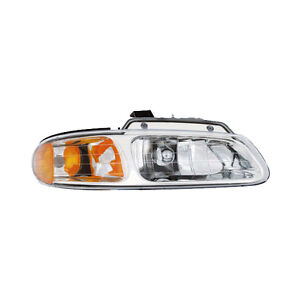 Fits 96 99 Town country Caravan Right Passenger Side Headlight Lamp Assembly Rh