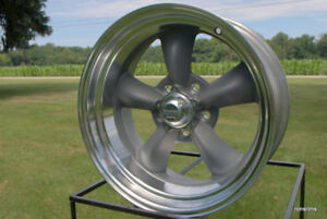 20 X10 American Racing Torq Thrust D Vn215 5 On 5 Bp Chevy Gmc Truck W Lugs