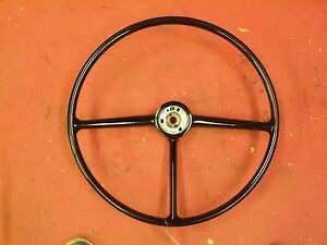 1986 1987 1988 1989 90 Ford Truck Steering Wheel Nos E6hz 3600 d C Cl T 600 900