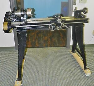 South Bend 25 a 9 X 4 Antique Lathe