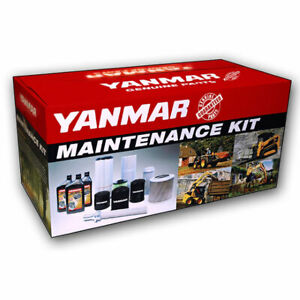 Yanmar Tracked Loader Maintenance Kit t210 1
