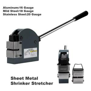 Shrinker And Stretcher Combo Set Metal Sheet Contraction Expansion Tools