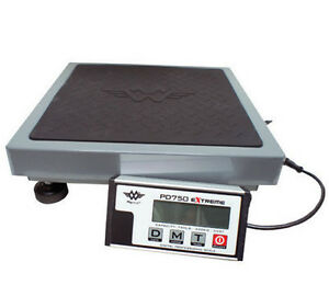 Myweigh Pd750 Extreme Heavy Duty Shipping Scale 340kg X 0 1kg Usb
