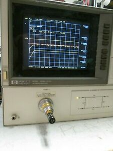Tektronix 2710 Spectrum Analyzer With Tracking Generator 9khz 1 8ghz Tested
