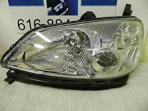 Honda Civic 2001 2003 Ex Ex Gx Hx Lx Left Driver Side Headlight Aftermarket