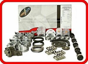Chevrolet Bbc 396 6 5l V8 Master Engine Rebuild Kit W Stage 3 Hp Camshaft