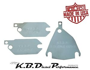 Egr Blocker Block Off Plates Delete 2011 2016 Lml Duramax 6 6l Chevy Gmc Turbo