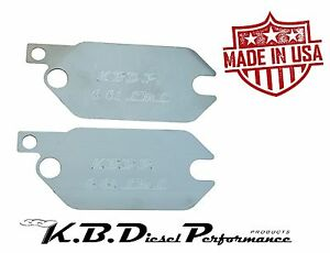Egr Blocker Block Off Plate Delete 2011 2015 Lml Duramax 6 6l Chevy Gmc Turbo