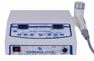 New Ultrasound Therapeutic Physical Therapy Machine 1 Mhz For Pain Relief U7